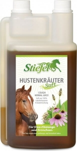 STIEFEL Cough Herbal Juice - oddech